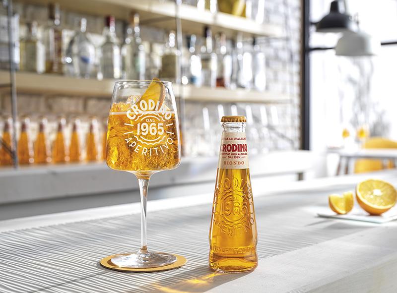 LE SUMMUM DE L'APÉRITIF SANS ALCOOL.